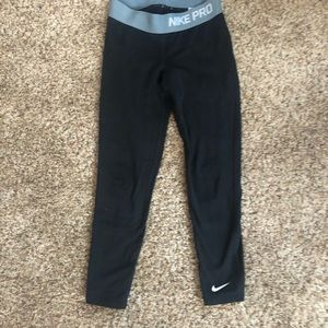 Nike Dri Fit kids pants size xs